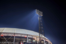 Feyenoord stadion 46 (Canvas 2 cm frame)