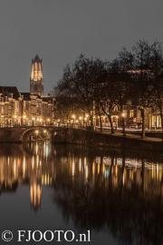 Utrecht Domtoren 6 (Canvas 2cm)