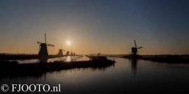 Kinderdijk 15 (Dibond)