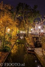 Utrecht herfst 5 (Dibond)