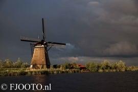 Kinderdijk molen 2 (Xpozer)