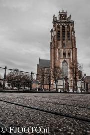 Dordrecht 4 (Canvas 4cm)