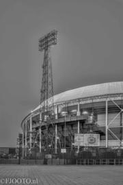 Feyenoord stadion 41 (Canvas 2cm frame)
