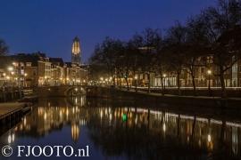 Utrecht Domtoren 7 (Canvas 4cm)