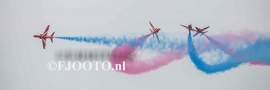Red Arrows (3) (Canvas 2cm)