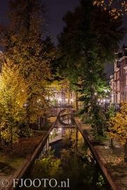 Utrecht herfst 7 (Dibond)