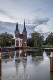 Delft Oostpoort 1 (Dibond)