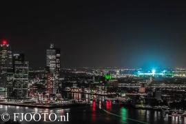 Rotterdam skyline 9 (Poster)