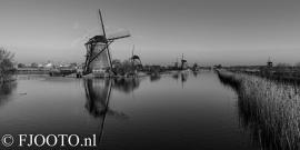 Kinderdijk 18 (Dibond)