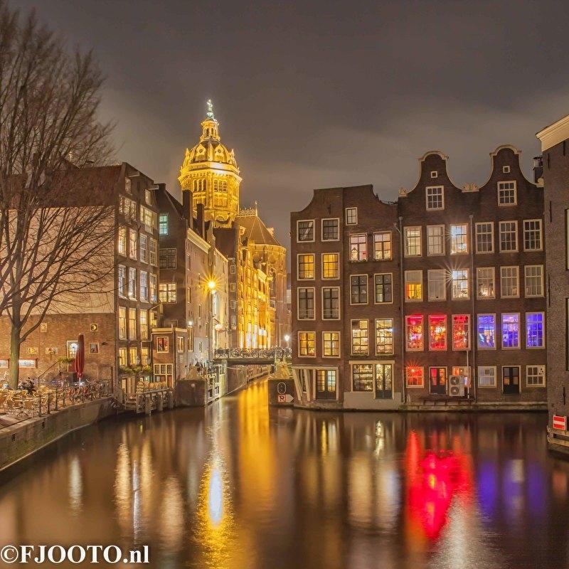 Amsterdam 9 (Dibond)