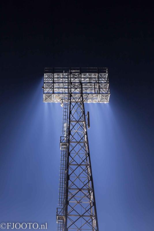 Feyenoord stadion 47 (Canvas 2cm frame)