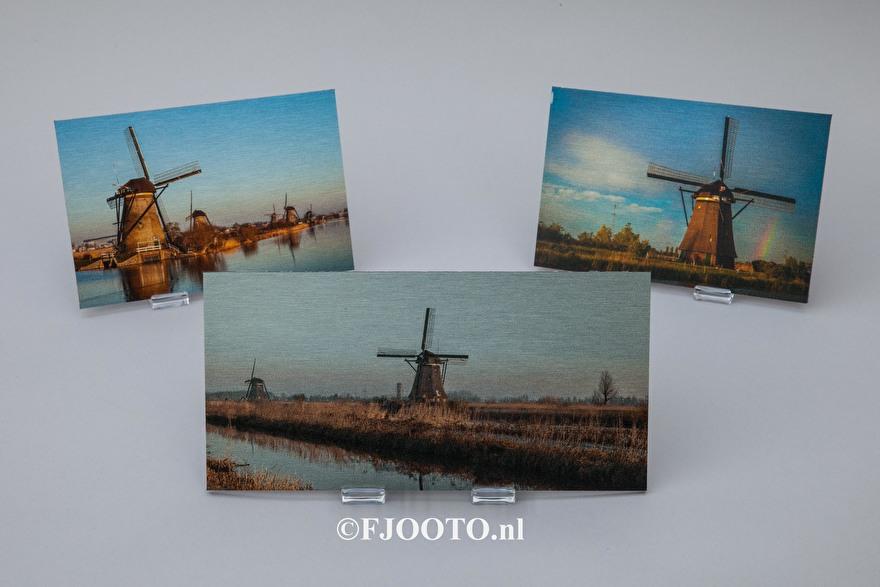 Kinderdijk souvenirs van FJOOTO.nl