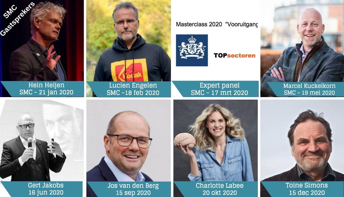 SMC 2020 Gastsprekers