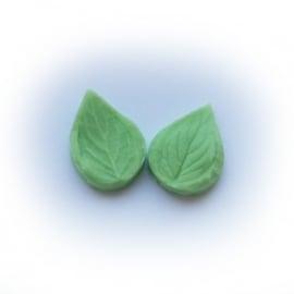 Nerfvormer pepermunt blad