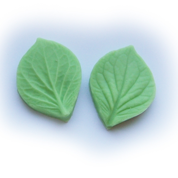 nerfvormer hortensia blad