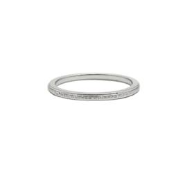 Ring BASIC bling | Zilver  -  Maat 16