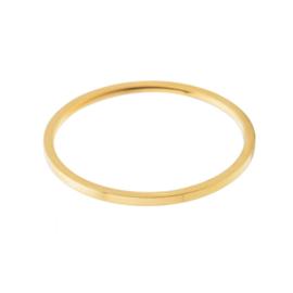 Ring basic 1 mm | GOUD