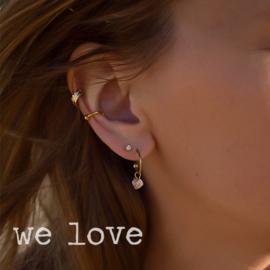 Oorbellen EAR CUFF vintage 1 - goud
