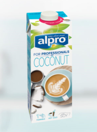 Alpro kokosnoot Drink 'For Professionals'