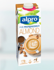 Alpro Amandelmelk 'For Professionals'