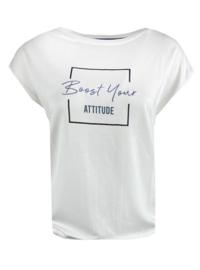 Elvira t-shirt Boost off white