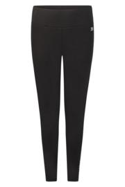 Zoso tight pant broek with techprint - Alice 215 - black off white