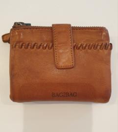 Bag2Bag -  Dames wallet / portemonnee Lioni - cognac