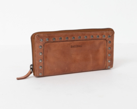 Bag2Bag Limited Edition - Dames wallet Dimas brown
