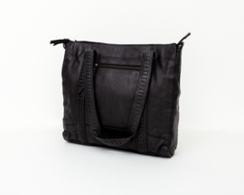 Bag2Bag -  Dames shopper/schoudertas Elvas - black