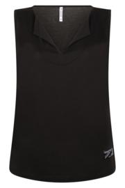 Zoso Luxury Top - 214 Bianca black