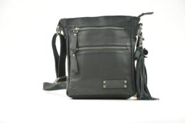 Dames schoudertas Bag2Bag Flint - zwart