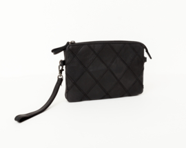 Bag2Bag -  Dames clutch / schoudertas Madrid - black