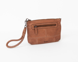 Bag2Bag Limited Edition - Dames schoudertas/clutch Rubia brown