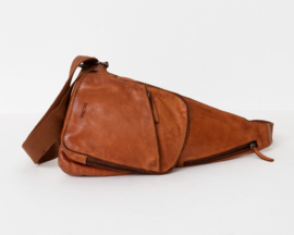 Bag2Bag - Dames crossbody tas Cayo - tan/cognac