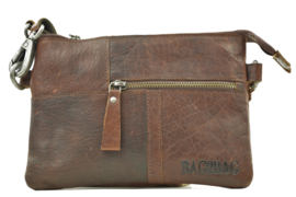 Bag2Bag - Dames schoudertas Kansas - brandy