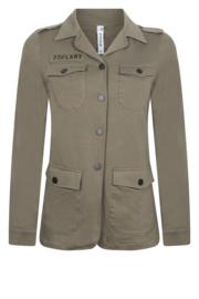 Zoso Sweat blazer Reward 205 - army groen