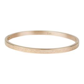 Kalli Kalli armband 2137- 4 mm - rose 58 mm