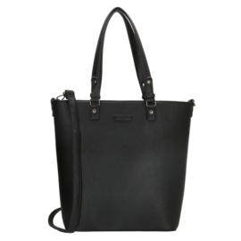 Enrico Benetti - Shopper Audrey - zwart 66565