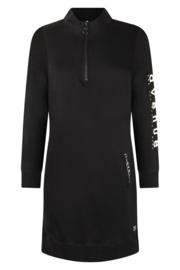 Zoso sporty tunic dress - 215 Jaimy - black off white