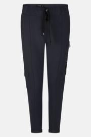 Zoso Sporty Sweat Trouser broek - 213 Paloma navy