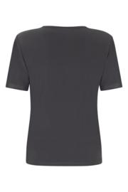 Zoso T-shirt splendour with print - 211 Marcella shadow blue