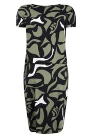 Zoso Allover printed dress - 213 Helma multi