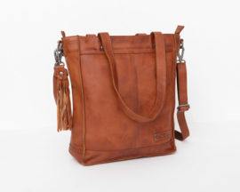 Bag2Bag -  Dames shopper/schoudertas Canora cognac