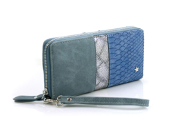 Ook leuk - Portemonnee - Saporro blauw