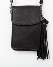 Bag2Bag - Dames schoudertas Yuka XXL - black
