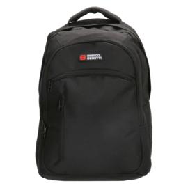 Enrico Benetti Rugtas zwart - 54670 geschikt voor je laptop