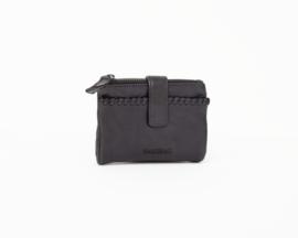 Bag2Bag -  Dames wallet / portemonnee Lioni - black