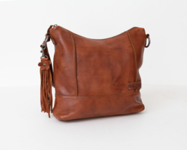 Bag2Bag -  Dames shopper/schoudertas Tobin cognac