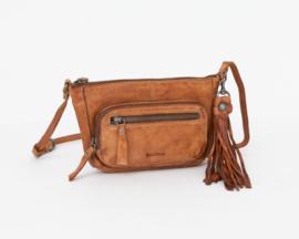 Bag2Bag - Dames schoudertasje Melfort cognac