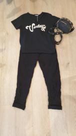 Triple Nine -  shirt Zwart